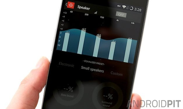 oneplus one sound