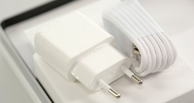 oppo n1 unboxing power supply