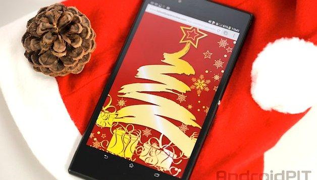 Top 5 melhores aplicativos para enviar cartões de Natal
