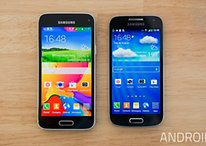 Samsung Galaxy S5 Mini vs Galaxy S4 Mini