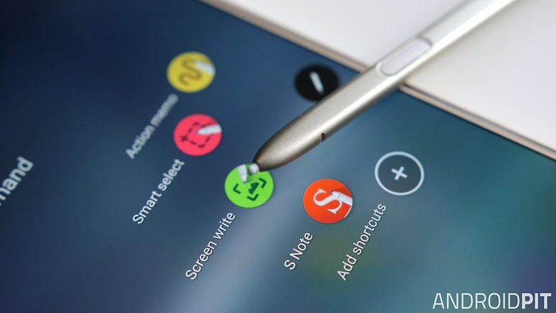 samsung galaxy note 5 air command s pen
