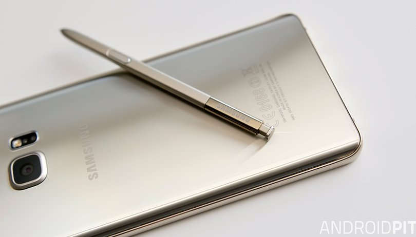 Galaxy Note 5 vs Huawei Mate 8 comparison: heavyweight showdown