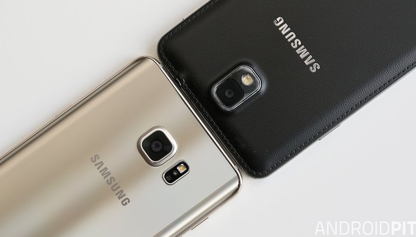 Samsung Galaxy Note 5 vs Galaxy Note 3: un salto nel futuro