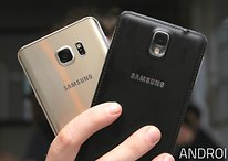 Galaxy Note 5 vs. Galaxy Note 3: Die Generationen im Blick