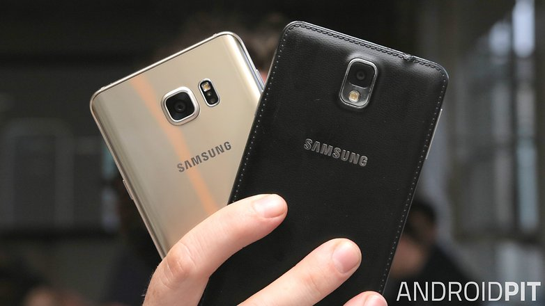 samsung galaxy note 5 vs galaxy note 3 camera 5