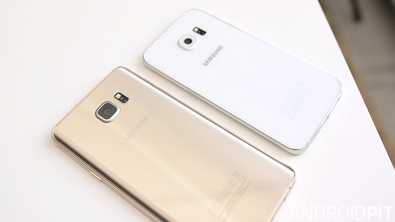 samsung galaxy note 5 vs galaxy s6 edge camera 1