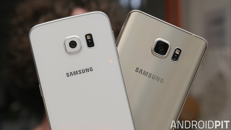 samsung galaxy note 5 vs galaxy s6 edge camera
