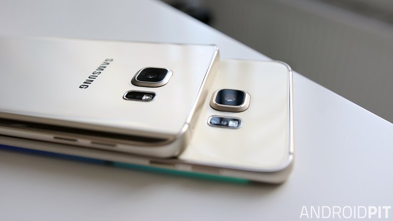 samsung galaxy note 5 vs galaxy s6 edge plus camera