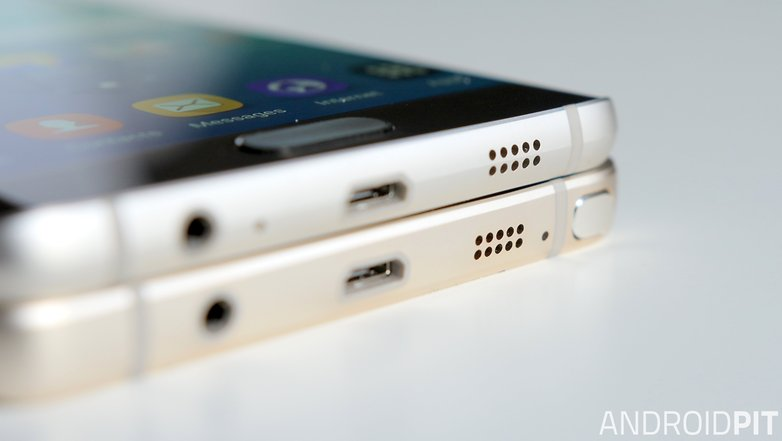 samsung galaxy note 5 vs galaxy s6 edge plus speaker