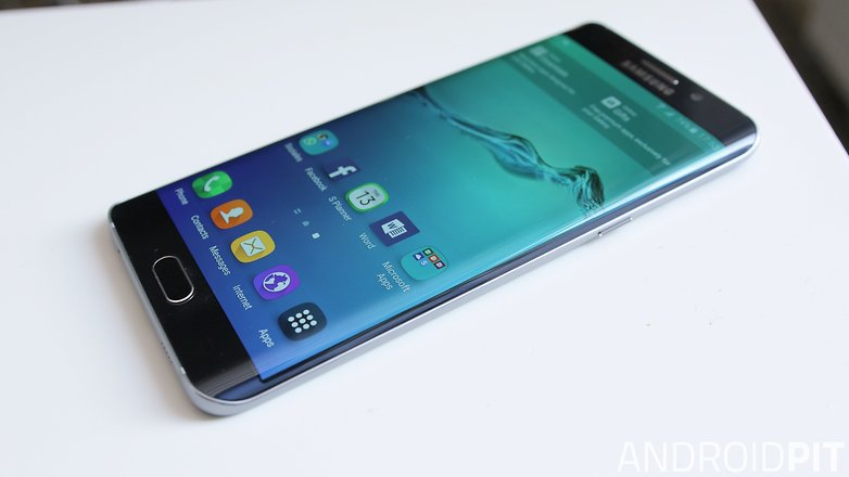 samsung galaxy s6 edge plus screen
