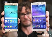 Galaxy Note 5 und S6 Edge+ überraschen in Sachen Akkulaufzeit