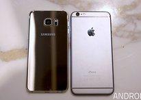 Samsung Galaxy S6 Edge Plus vs iPhone 6 Plus: il primo vero rivale di Apple?