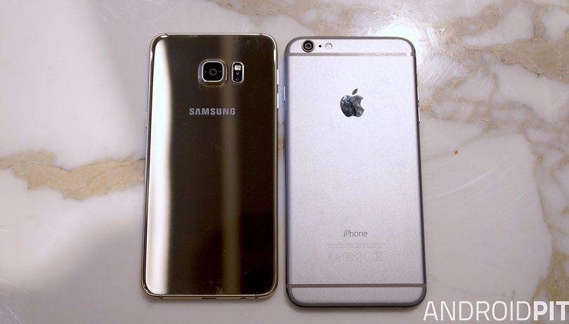 Samsung Galaxy S6 Edge Plus vs iPhone 6 Plus: il primo vero rivale di Apple?