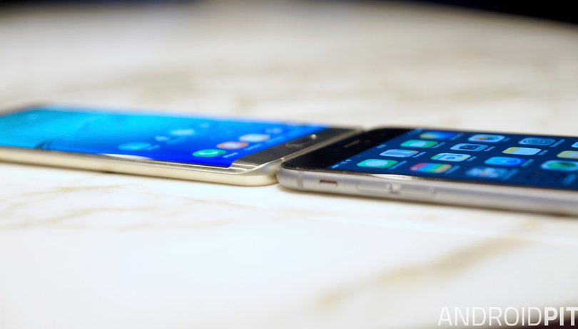 iPhone 6S Plus vs Samsung Galaxy S6 Edge+ comparison: supersized flagships go head to head