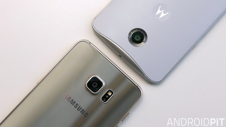 samsung galaxy s6 edge plus vs nexus 6 camera