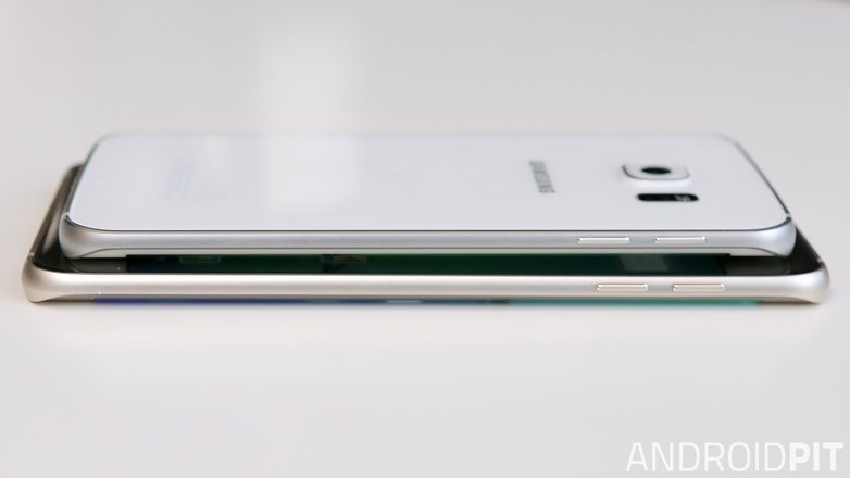 samsung galaxy s6 edge plus vs s6 edge volume buttons