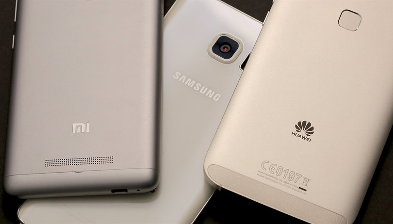 Test comparatif : Xiaomi Mi5 vs Samsung Galaxy S7
