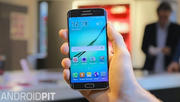 Watch the Galaxy S6 Edge destroy the iPhone 6 in this speed test