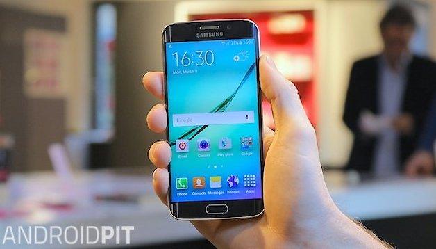 O Galaxy S6 Edge do Homem de Ferro vem aí