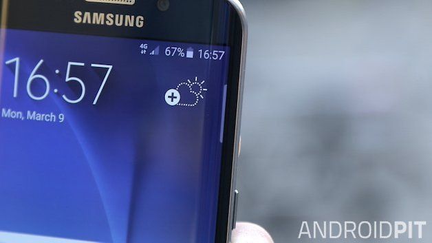 samsung galaxy s6 edge function