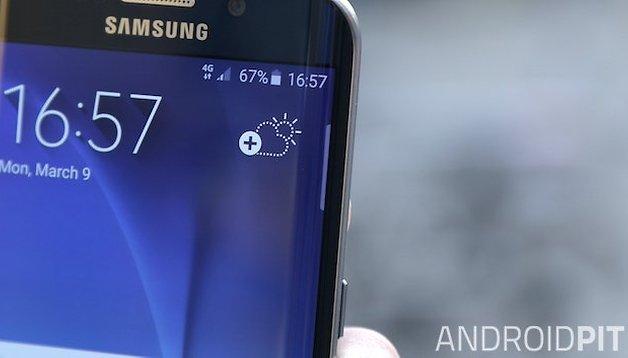 Galaxy S6 Edge: Erste Besitzer beschweren sich über Kratzer im Display
