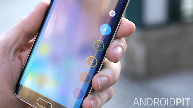 samsung galaxy s6 edge function contacts