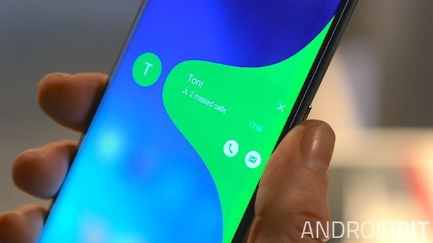 samsung galaxy s6 edge missed calls