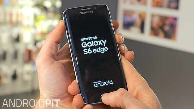 samsung galaxy s6 edge reboot
