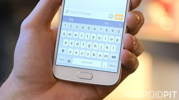 samsung galaxy s6 keyboard