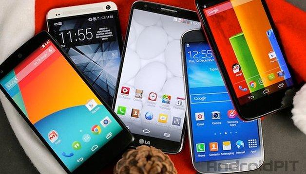 Android-Updates: So lange brauchen Samsung, HTC und Co.