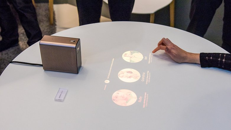 sony xperia projector 1