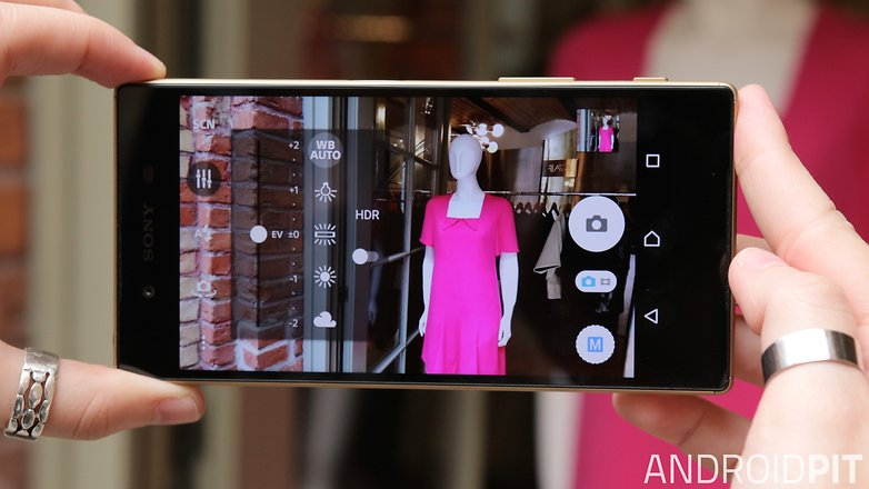 9 ways to make the xperia z5 camera even better androidpit sony xperia z5 camera mode 3 ccuart Image collections