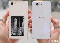 Sony Xperia Z5 Compact vs Z3 Compact: fianchi larghi e prestazioni da top di gamma