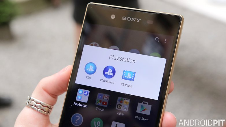 sony xperia z5 play station