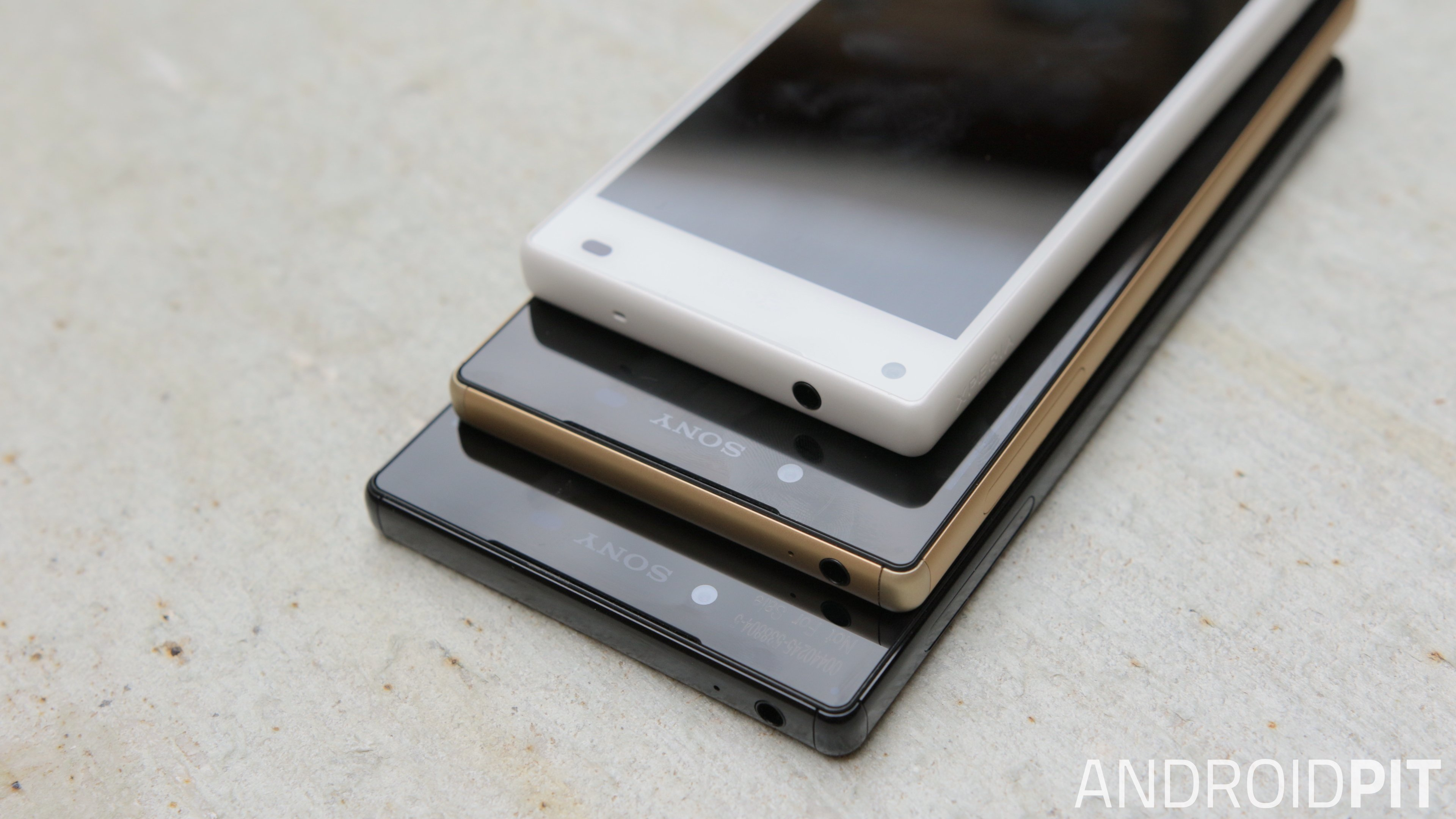 Sony Xperia Z5, Premium and Compact: are they really worth ...