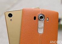 Sony Xperia Z5 vs LG G4: Comparación de cámaras
