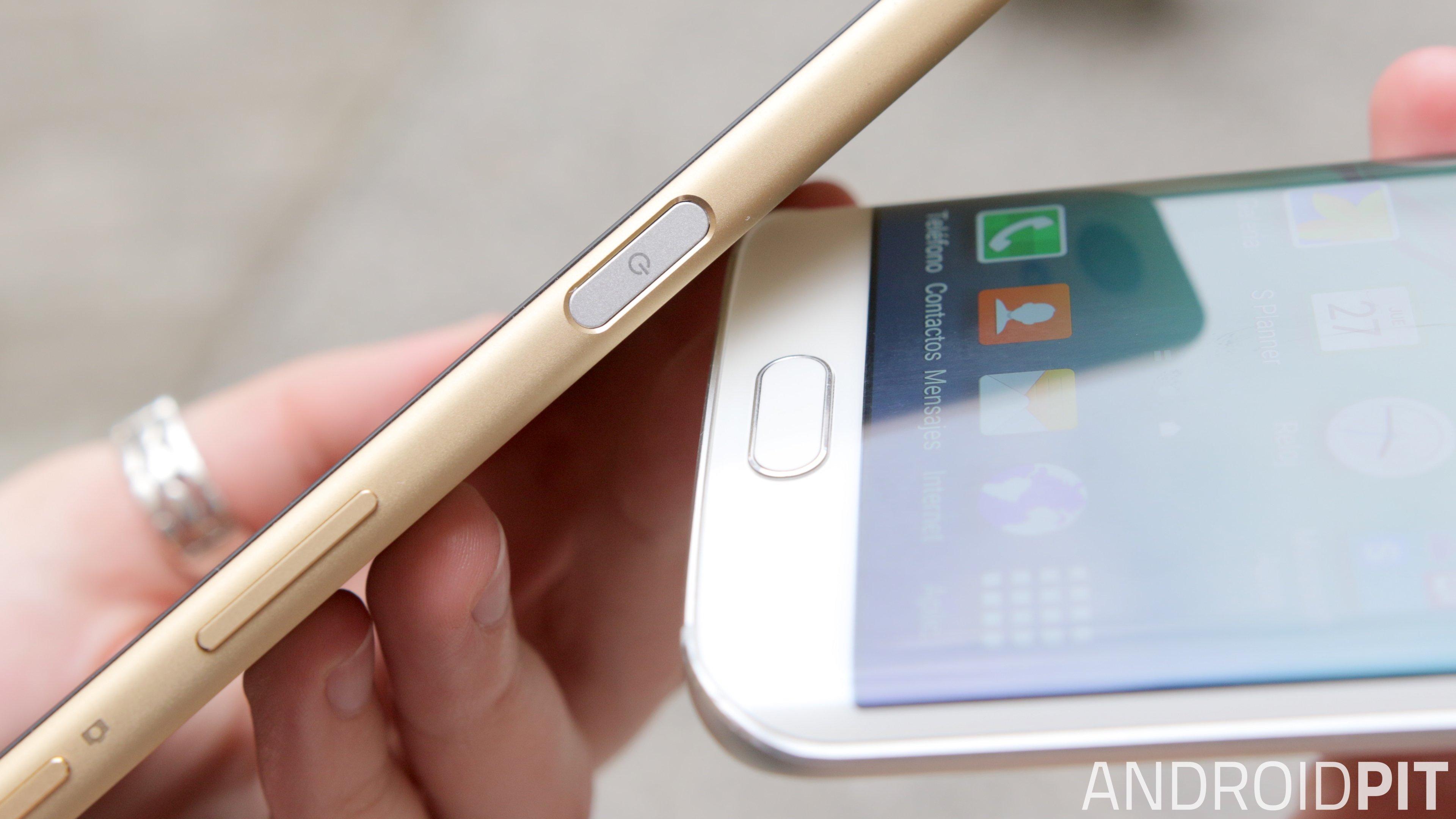 Xperia Z5 vs  Galaxy S6 Edge: o melhor smartphone do ano