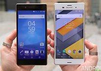 Sony Xperia Z5 vs Xperia Z3: il brand non si smentisce mai