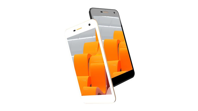 wileyfox spark black white 2