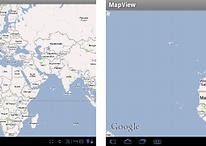 Google kündigt neue Ansicht für Apps auf Tablets an