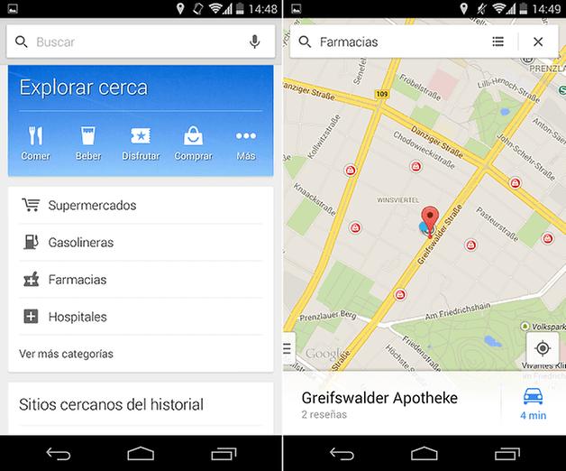 GoogleMapsExplorar