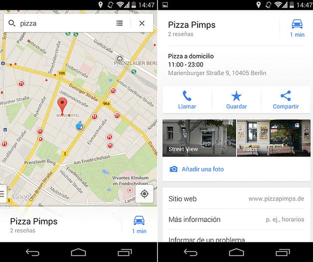 GoogleMapsInfo