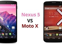Google Nexus 5 vs Motorola Moto X - ¿Con cuál te quedas?