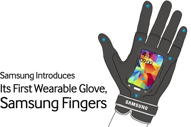 samsung fingers announced