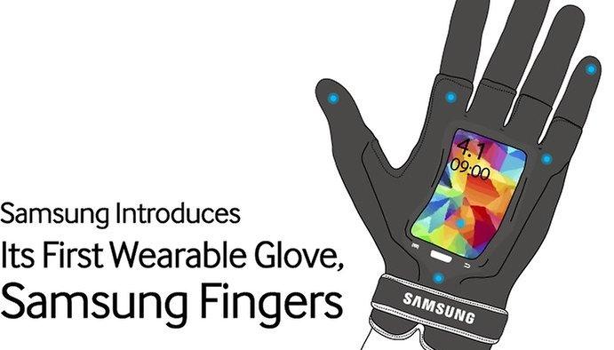 Samsung y HTC - ¿Lanzarán guantes inteligentes?