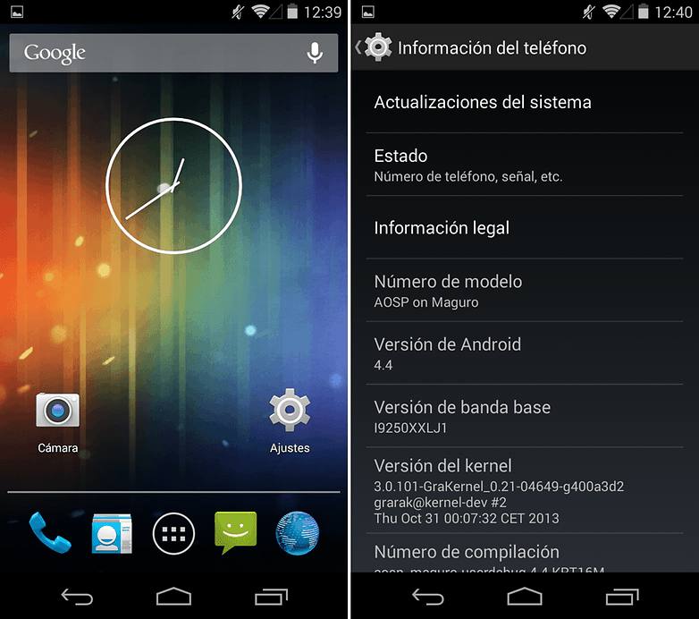 Android 4 4 Google Nexus