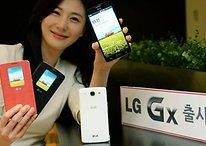 El nuevo LG Gx es presentado en Corea