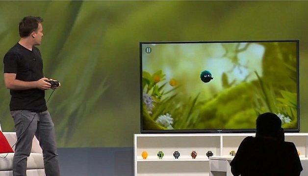 Google présente Android TV et les nouvelles applications Chromecast