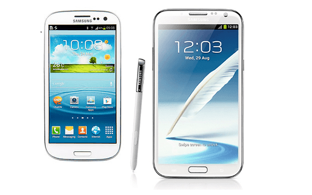 GalaxyS3 Note2