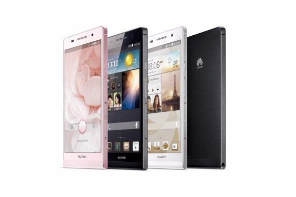 Huawei AscendP6